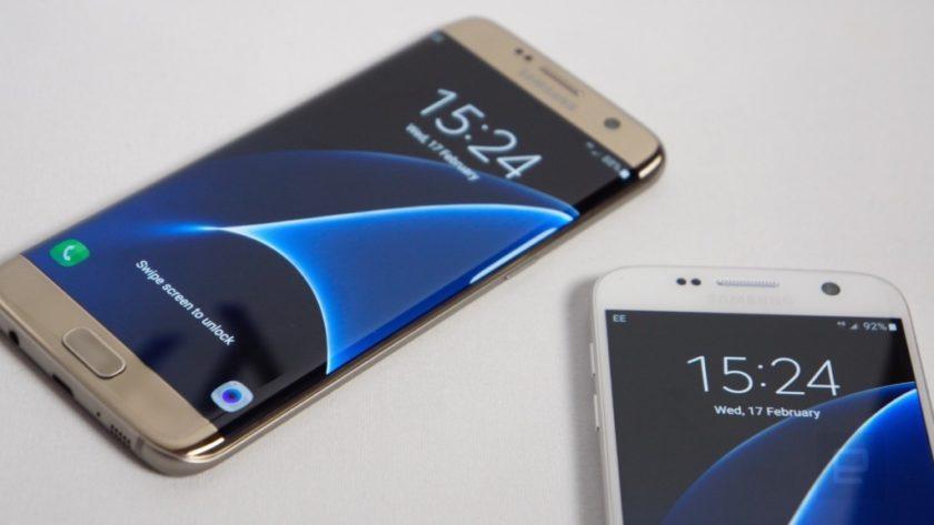 Los Galaxy S7 y Galaxy S7 Edge tiene problemas con Android Oreo