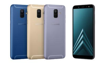 Los Samsung Galaxy A6 y A6+ llegan a España: disponibilidad y precio 29