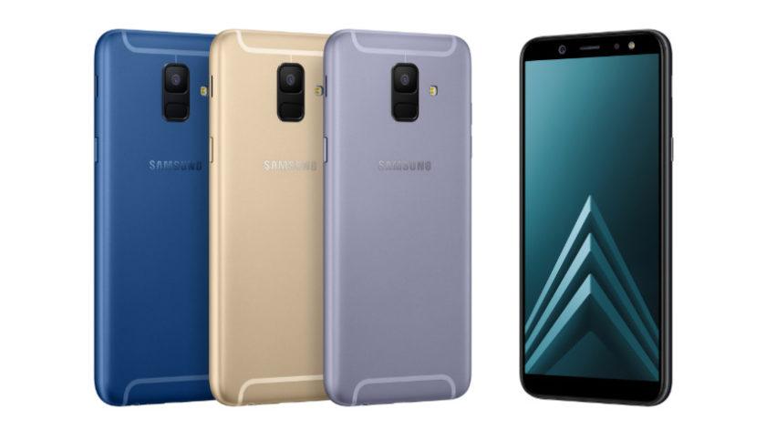 Los Samsung Galaxy A6 y A6+ llegan a España: disponibilidad y precio