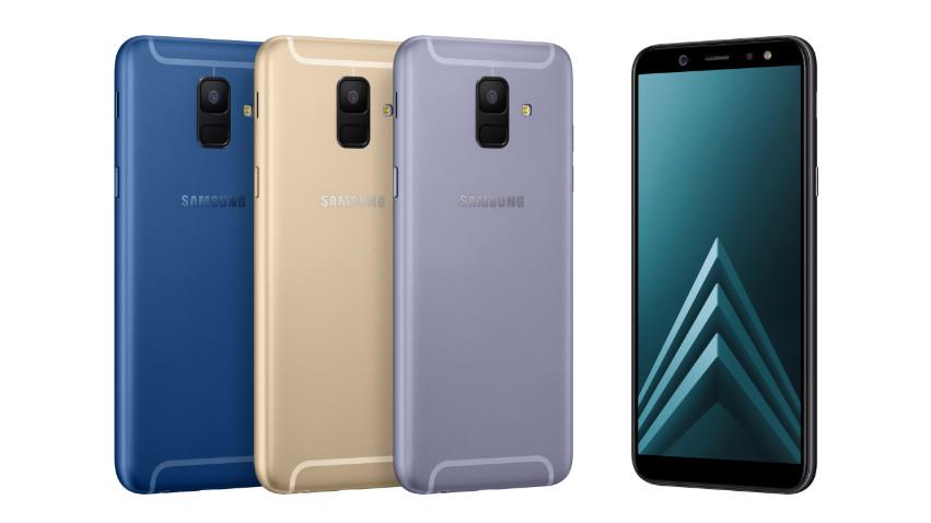 Los Samsung Galaxy A6 y A6+ llegan a España: disponibilidad y precio 28