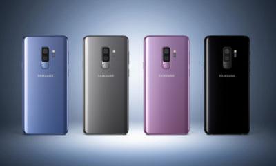 Galaxy S9 con 128 y 256 GB