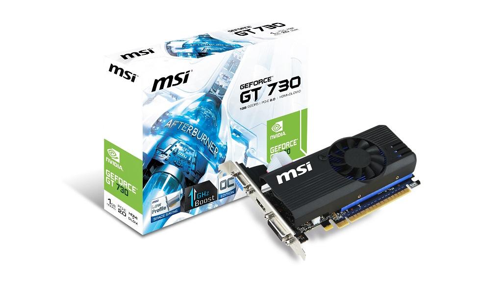 GeForce GT 1030 DDR4 frente a GeForce GT 730 GDDR5 en juegos actuales 29