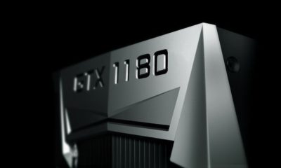 La GeForce GTX 1180 Founders Edition llegará en julio 29