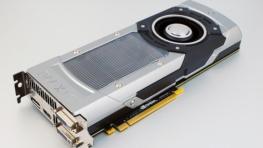 GeForce GTX 770 frente a GeForce GTX 960 en juegos actuales 30