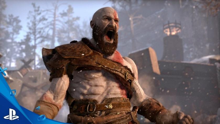 God of War para PlayStation 4 es el exclusivo de la consola que más rápido se está vendiendo