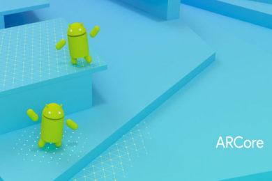 Google amplía la lista de smartphones soportados por ARCore