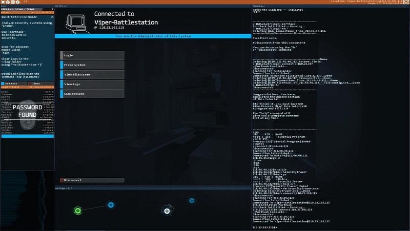 Consigue gratis HACKNET - DELUXE para PC Windows, Mac y Linux 30
