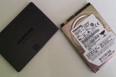 mover Windows desde HDD a SSD