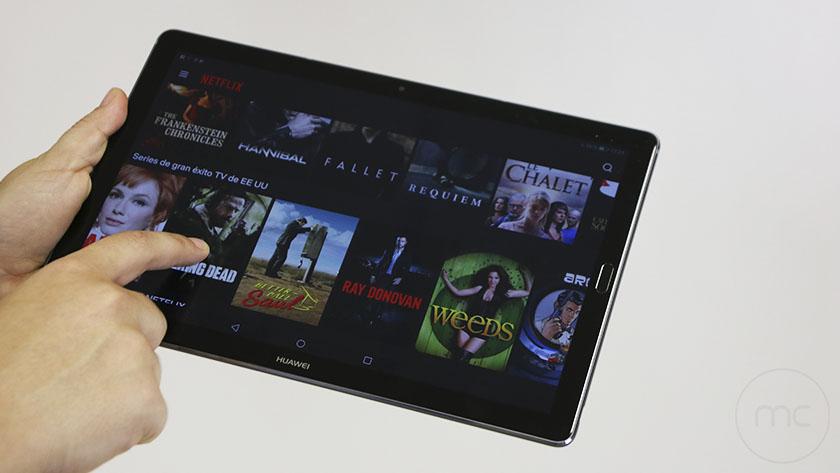 Probamos la tablet Huawei MediaPad M5 32