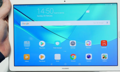 Probamos la tablet Huawei MediaPad M5 190