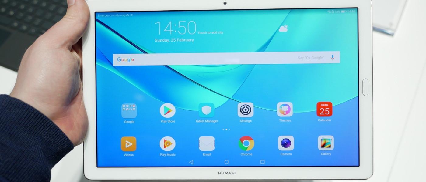 Probamos la tablet Huawei MediaPad M5 28