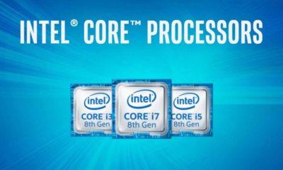 Los Intel Core de 8 núcleos y 16 hilos tendrán versiones de 95W y 80W 58