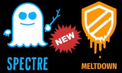 Aparecen nuevas vulnerabilidades Spectre y Meltdown 82