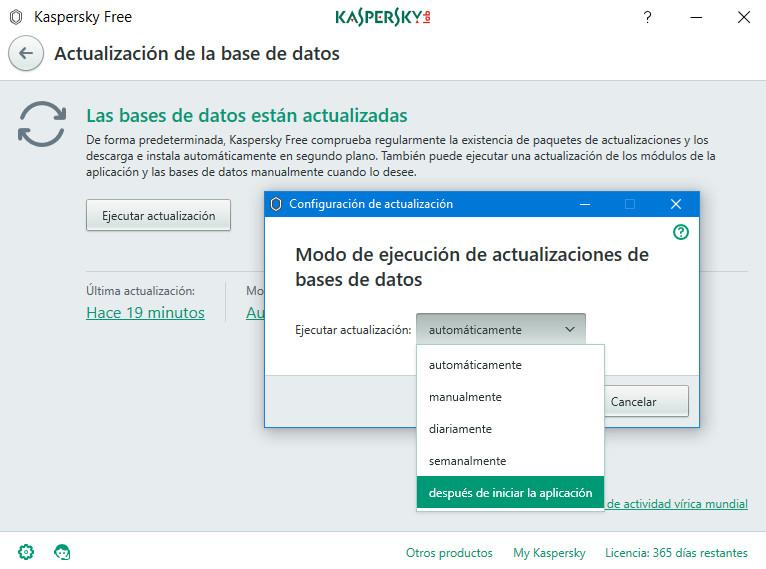 Analizamos Kaspersky Free Antivirus ¡Adiós a Windows Defender! 45