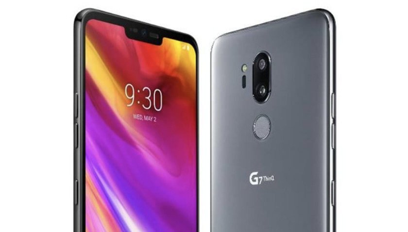 LG G7 ThinQ en España