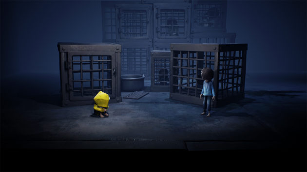 Little Nightmares Six y Kid
