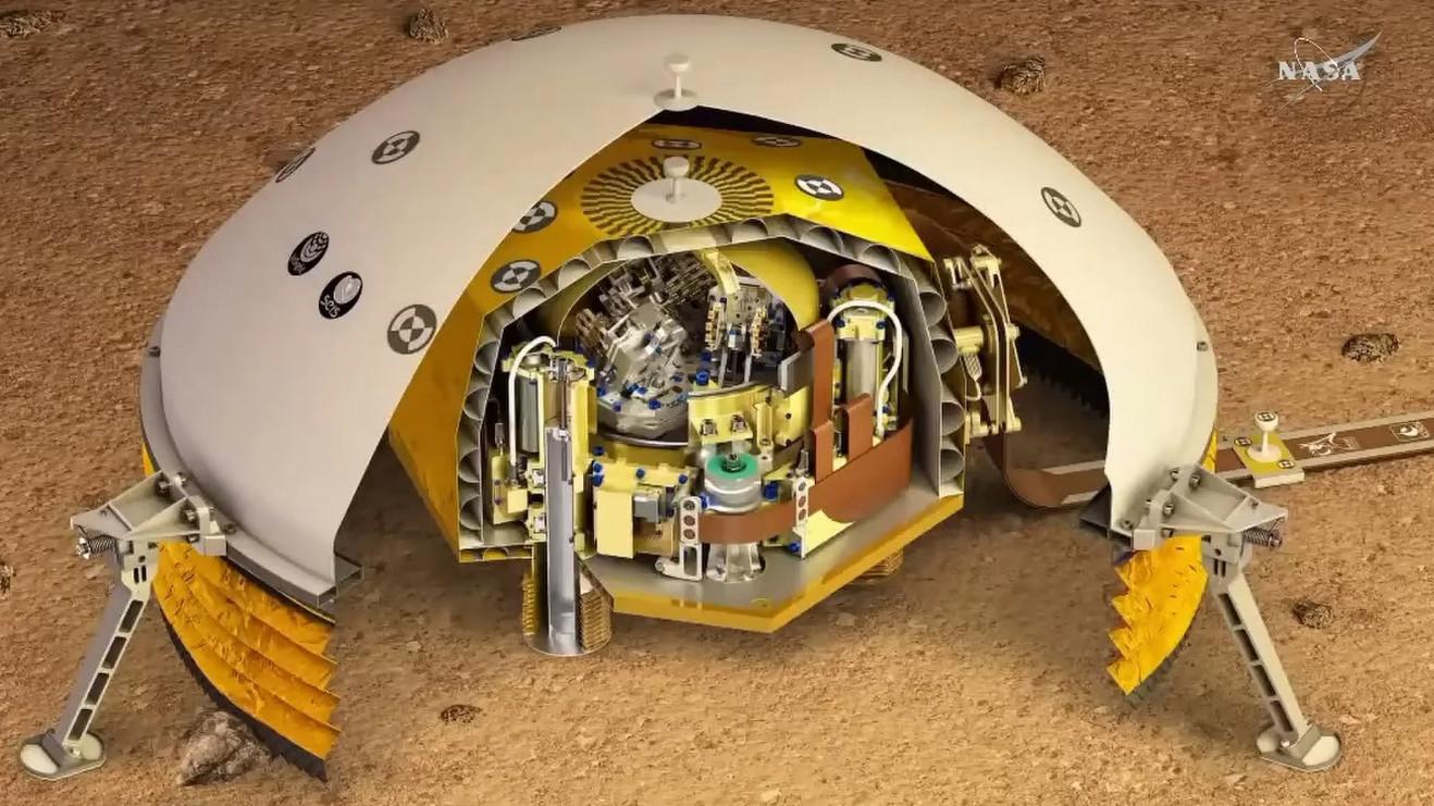 El Mars InSight de NASA ya vuela rumbo a Marte 38