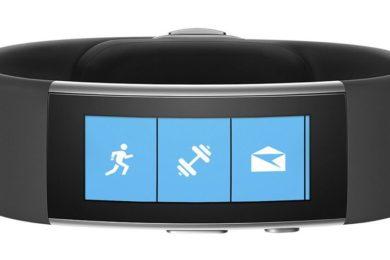 Microsoft podría retomar Band tras presentar dos nuevas patentes