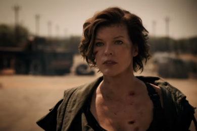 Mila Jovovich, de Resident Evil a Monster Hunter