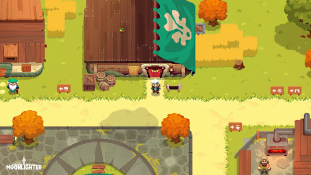 Análisis: Moonlighter (PC - Steam) 50
