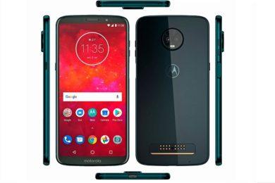 Motorola presentará el Moto Z3 Play el 6 de junio