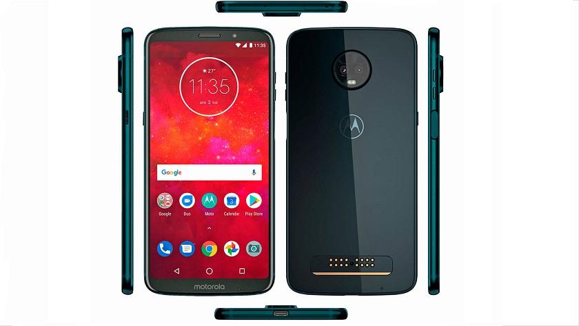 Motorola presentará el Moto Z3 Play el 6 de junio 28