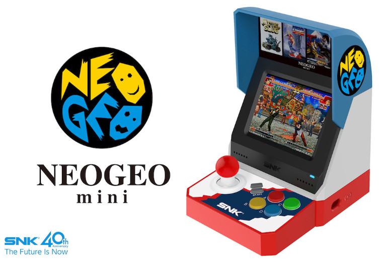 Neo Geo Mini ya es oficial 30