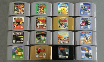 Nintendo 64 Mini Posibles Juegos Filtrados