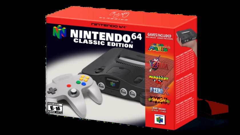 Nintendo 64 Mini