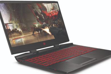 HP actualiza el portátil para juegos, OMEN 15