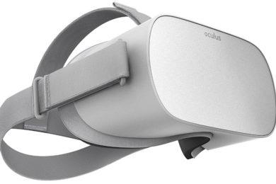 Llega Oculus Go, VR independiente por 199 dólares