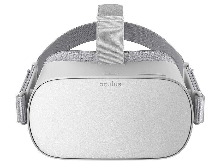Llega Oculus Go, VR independiente por 199 dólares 29