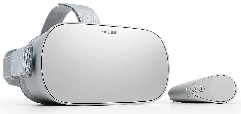 Llega Oculus Go, VR independiente por 199 dólares 31