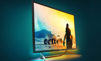 Philips comercializa su monitor gigante 4K con HDR1000 55