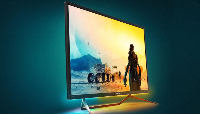 Philips comercializa su monitor gigante 4K con HDR1000
