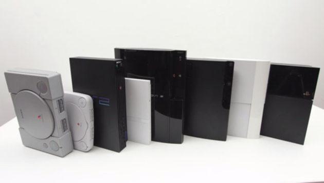 PlayStation Familia