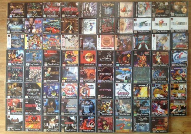 PlayStation Juegos