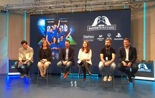 Presentación eSports Unificados