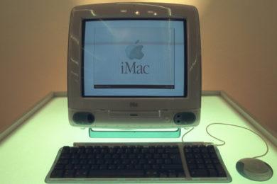 Apple celebra los veinte años del primer iMac