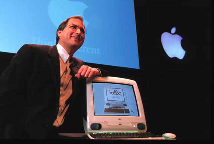 Apple celebra los veinte años del primer iMac 27