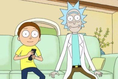 Rick y Morty tendrá una cuarta temporada y más