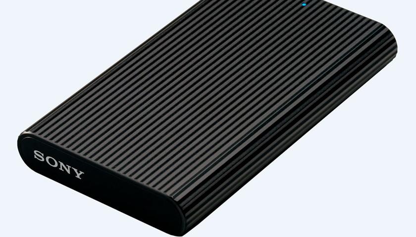 SSD externa Sony