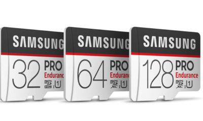 ¿Buscas tarjeta microSD resistente? Samsung Pro Endurance 136