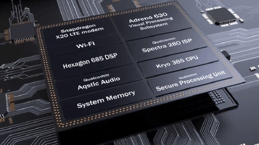 Snapdragon 845 y Windows 10 sobre ARM: hasta un 40% más de rendimiento