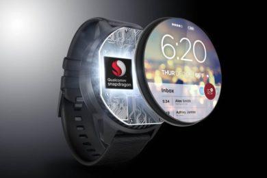 Qualcomm trabaja en un sucesor del Snapdragon Wear 2100