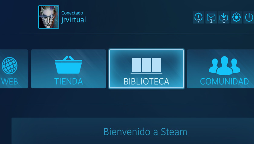Steam Link para Android