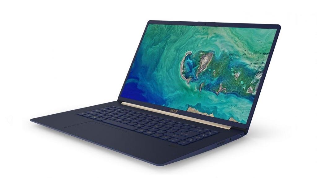 Acer presenta el nuevo Swift 5: un portátil ligero pero potente 32
