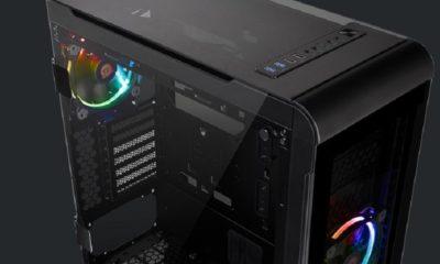 Thermaltake View 32 TG RGB Edition: nueva semitorre de gama media 40