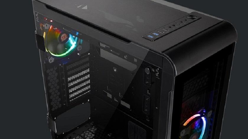 Thermaltake View 32 TG RGB Edition: nueva semitorre de gama media 30