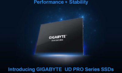 GIGABYTE lanza los SSDs UD PRO: buen rendimiento con un precio ajustado 83
